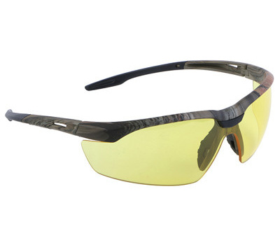 Lincoln Electric KH970 Yel Camo Safe Glasses