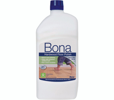 Bona Kemi WP510059001 High Gloss Hardwood Floor Polish 32 Ounce