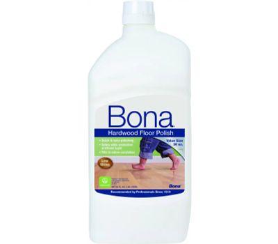 Bona Kemi WP500359001 Bona Hardwood Floor Polish Low Gloss 36 Ounce
