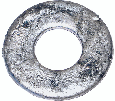 Midwest Fastener 05627 Flat Washers 3/8 Inch Galvanized Flat Washer 5 Pounds