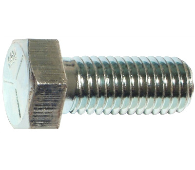 Midwest Fastener 53386 Grade 5 Hex Cap Screws 5/8 Inch 11 TPI By 1-1/2 Inch Zinc Plated Steel 15 Pack