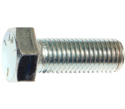 Midwest Fastener 53404 Grade 5 Hex Cap Screws 3/4 Inch 10 TPI By 2 Inch Zinc Plated Steel 10 Pack