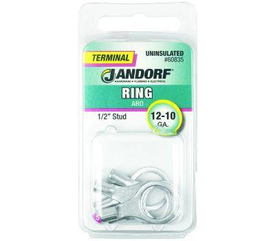Jandorf 60835 Ring Uninsulated 1/2 Inch Stud Wire Gauge 12-10