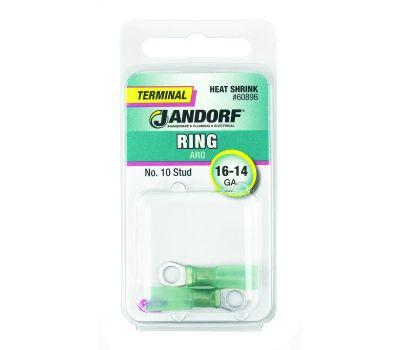 Jandorf 60896 Terminal Ring 16-14 Heat Shrink N10