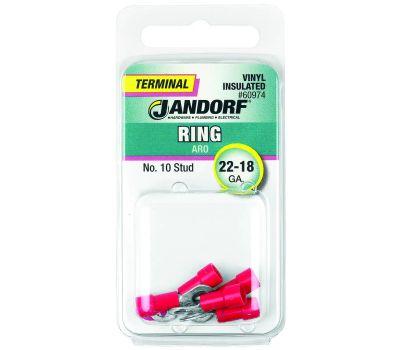 Jandorf 60974 Terminal Ring 22-18 Vinyl In N10