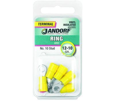 Jandorf 60995 Terminal Ring 12-10 Vinyl In N10