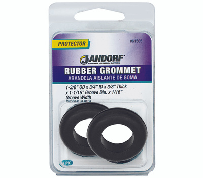 Jandorf 61505 Grommet Rubber 1-3/8 Od