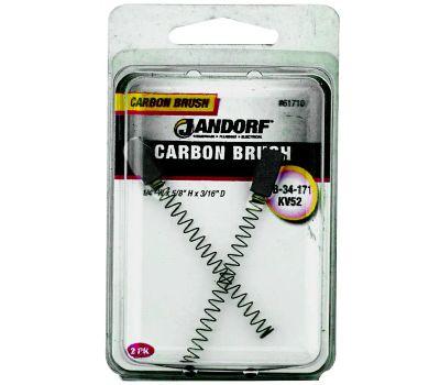 Jandorf 61710 Carbon Brush Kv52