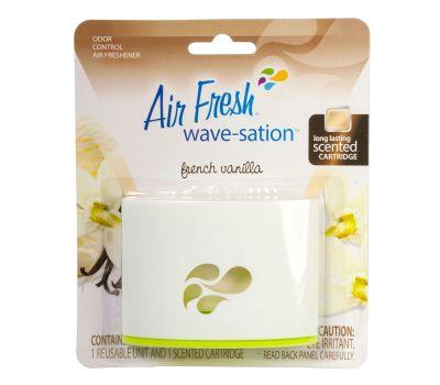 FLP 9581 Air Fresh - WaveSation Air Freshener Wave Sation French Vanilla