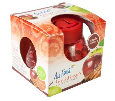 FLP 9576 Air Fresh Air Freshener Liquid Beads Apple Cinnamon
