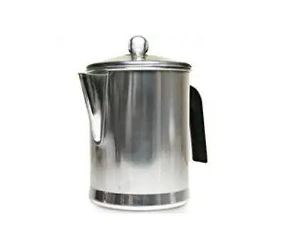 Epoca TPA-3609 Aluminum Percolator 9 Cup