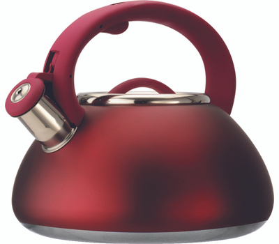 Epoca PAVRE-6225-2 Kettle Whistling 2.5qt Red