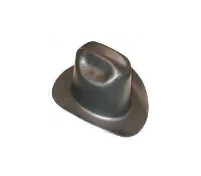 Surewerx 3007313 Hat Hard Black Western Ratchet