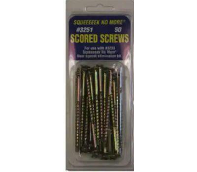 Oberry 1011345 / 3251 Squeek No More Floor Squeak Repair Screws Box Of 50