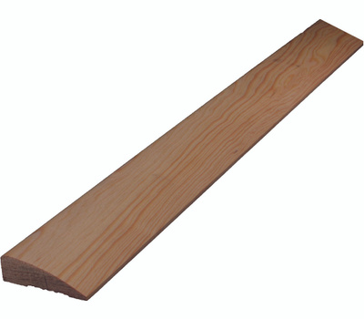 Alexandria Moulding 0W327-20084C1 11/16 By 2 1/4 Inch By 7 Foot Ranch Casing
