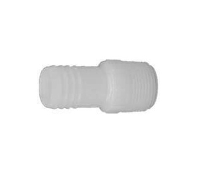 Boshart Industries UNA-05 1/2 Inch Nylon Insert Male Adapter Barb X MIP