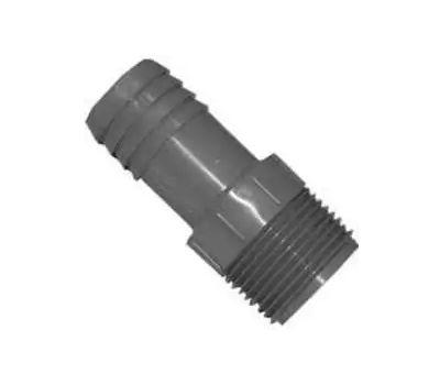 Boshart Industries 350410 1 Inch Poly Insert Male Adapter Insert X MIP