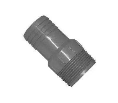 Boshart Industries 350414 1-1/4 Inch Poly Insert Male Adapter Insert X MIP