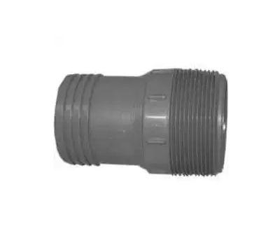 Boshart Industries 350420 2 Inch Poly Insert Male Adapter Insert X MIP