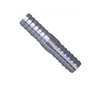 Boshart Industries 370105 1/2 Inch Galvanized Insert Coupling