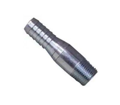 Boshart Industries 370405 1/2 Inch Galvanized Insert Male Adapter Insert X Mip