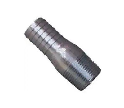 Boshart Industries 370410 1 Inch Galvanized Insert Male Adapter Insert X Mip