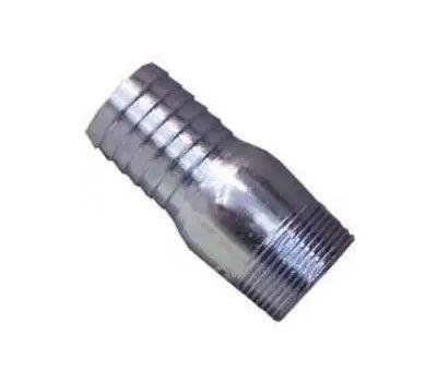Boshart Industries 370414 1-1/4 Inch Galvanized Insert Male Adapter Insert X Mip