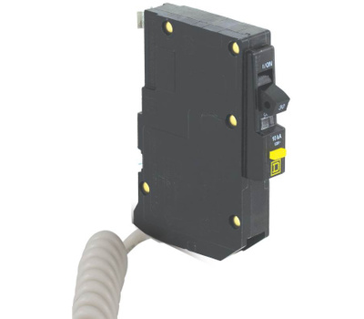Square D QO130GFI QO 30 Amp 1 Pole Ground Fault Breaker