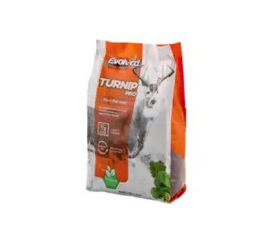 Evolved EVO81004 Food Plot Seed Turnip 2.5 Pound