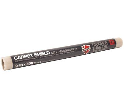 Surface Shields CS2450W Carpet Shield Carpet Shield Clear 24x50ft