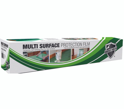 Surface Shields MU2450W Multi-Surface Protector Green 3 Mil 24 Inch By 50 Feet