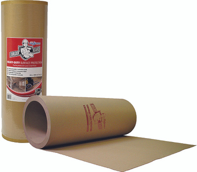 Surface Shields BLDLS38100 Builder Board Temporary Floor Protection 38 Inch By 100 Feet