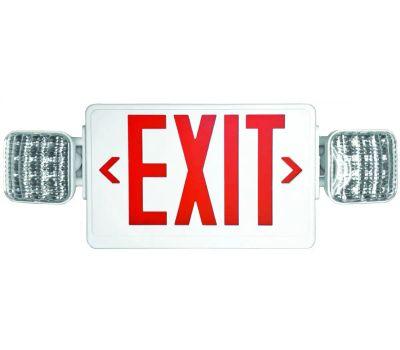 Howard Lighting HL03143RW Led Combo Exit Emergency Light