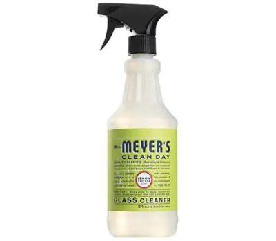 Mrs Meyers 12160 Cleaner Glass Liq Lmn/Vrb 24 Ounce