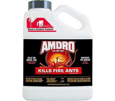 Central Garden 100099072 Amdro Fire Ant Bait, Granular, 2 Pound Can