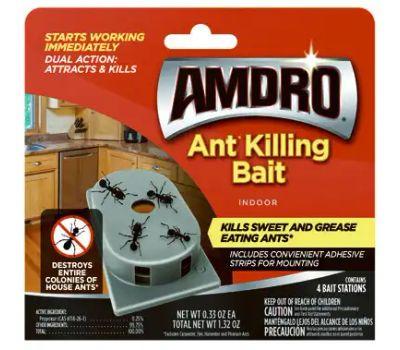 Central Garden 100531827 Amdro Ant Killing Bait Station