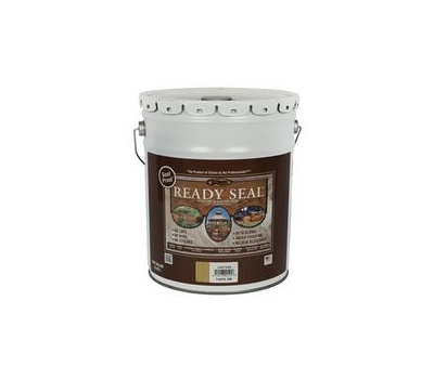 Ready Seal 505 Stain/Slr Ext Wd Light Oak 5g