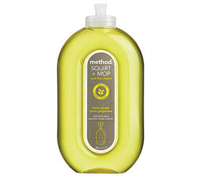 Method Products 00563 Cleaner All Flr Lmn Gngr 25 Ounce