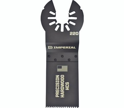 Imperial Blades IBOA220-1 Oscillating Blade, One-Size, 14 Tpi, Hcs