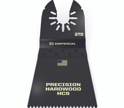 Imperial Blades IBOA270-3 Blade 2-1/2in Precision Wd 3pk