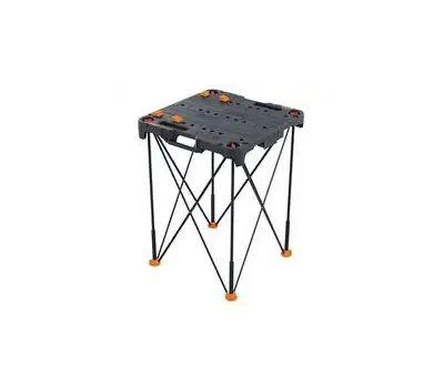 Rockwell WX066 Worx Work Table Portable Cap 300 Pound