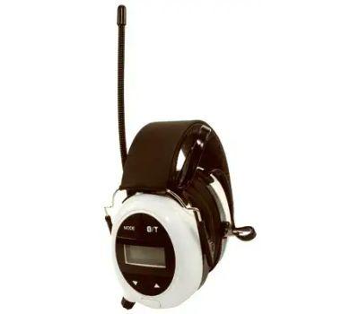 Safety Works SWX00260-01 Swx00260 Ear Muff, 23 Db Nrr, Am, Fm Radio Band, Black