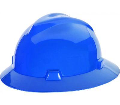 Safety Works SWX00427-01 Hard Hat Blue Full Brim