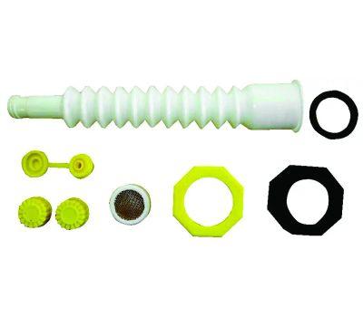 Combined Manufacturing 20050 EZ Pour Spout Kit For Plastic Jugs
