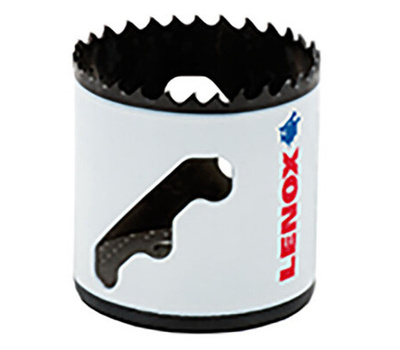 Lenox 2060604 Speed Slot 1-3/8 Inch Bi-Metal Hole Saw