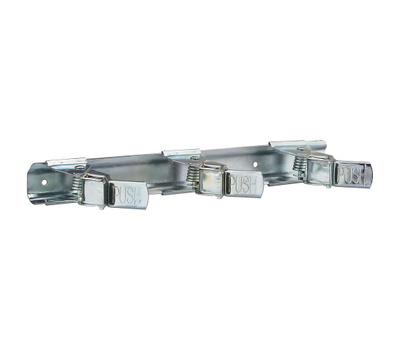 National Hardware N112-072 S752-004 Tool Storage 3 Clips 8 Inch Zinc Plated Steel