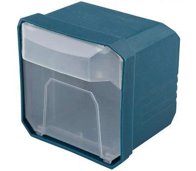 National Hardware N112-066 Pegboard Hook Small Parts Tilt Bin Organizer Blue