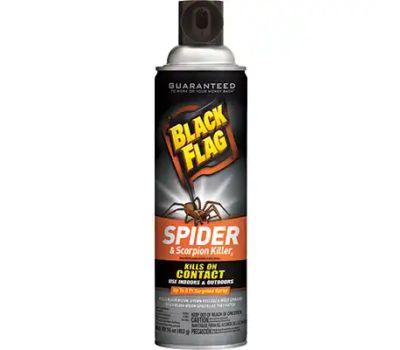 United Industries Corporation HG-11027 Black Flag 16 Ounce Spider/Scor Killer