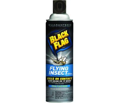 Spectrum HG-11076 Black Flag Flying Insect Killer, Liquid, 18 Ounce Bottle
