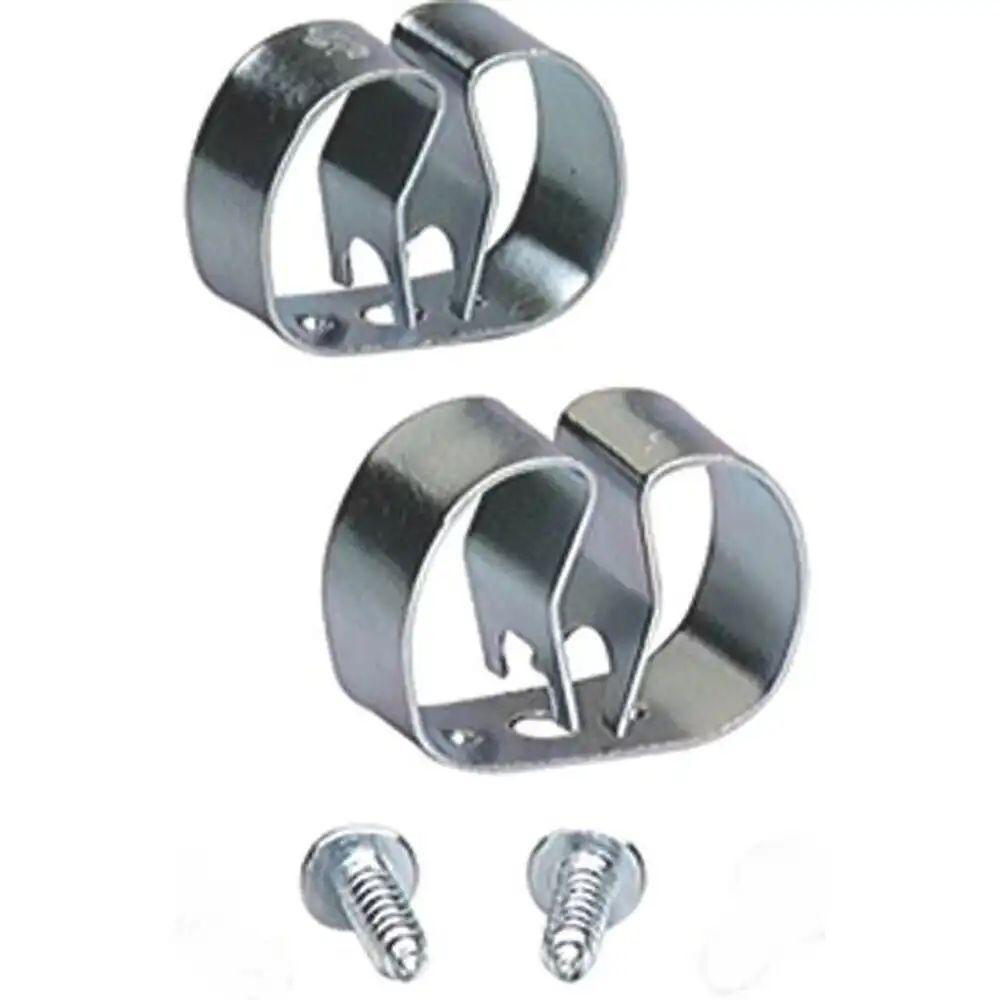3X Verrouillage de la pince TAUPE Grips Set//de préhension et sécurisation NEUF
